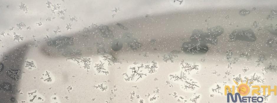 Μαθήματα μικροφυσικής των νεφών στο παράθυρο ενός αεροπλάνου