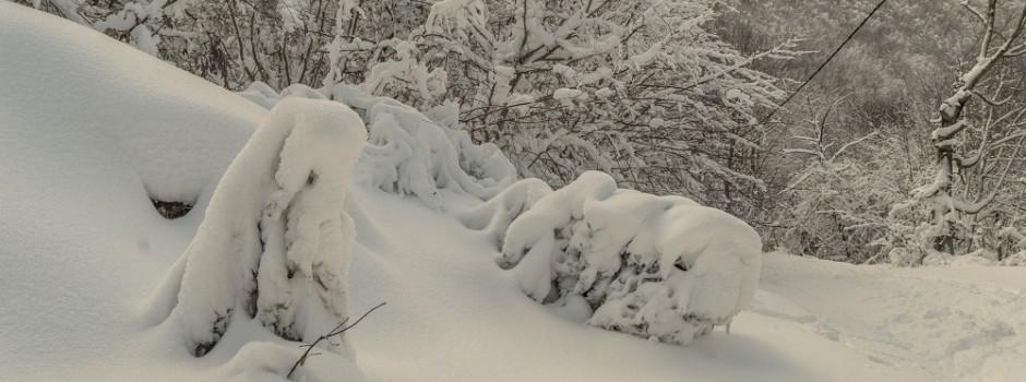 Χιονοπτώσεις την νέα εβδομάδα στα ορεινά(?) Δείτε σε ποιές περιοχές