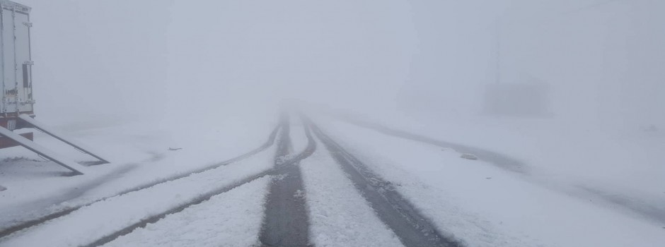 Τα πρώτα χιόνια στα ορεινά Αττικής την ΔΕΥΤΕΡΑ