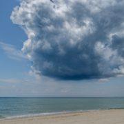 φωτογραφίες από τις σημερινές καταιγίδες