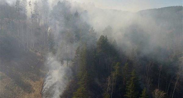 πυρκαγιές Σιβηρία