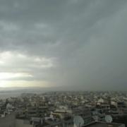 Θεσσαλονίκη καταιγίδα Μάιος 2018