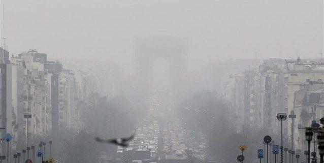 Τα παιδιά εκτίθενται σε περισσότερη ατμοσφαιρική ρύπανση