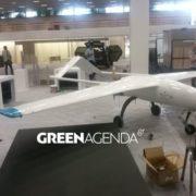 υβριδικό ηλιακό drone ΑΠΘ
