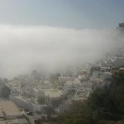 ομίχλη μεταφοράς