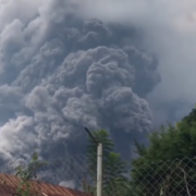 fuego volcano erruption ηφαίστειο