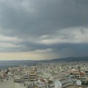 καιταιγίδα Θεσσαλονίκη