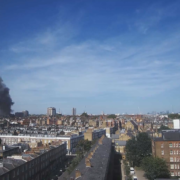 london fire hotel