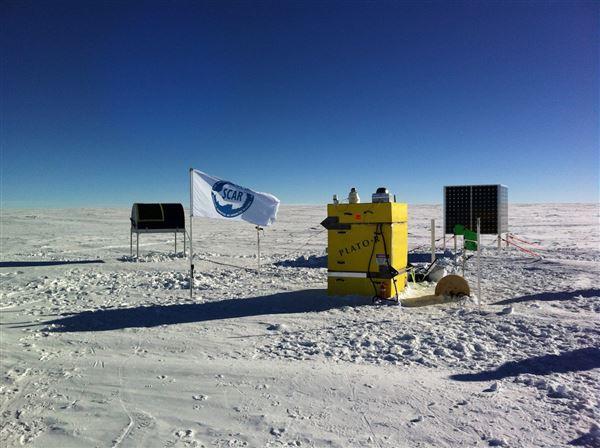 ανταρκτική έρευνα